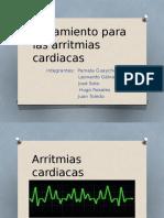 Tratamiento Para Las Arritmias Cardiacas