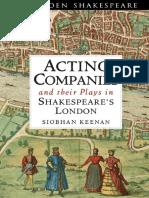 Acting Companies