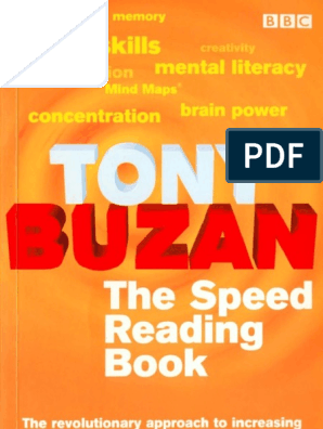 The Speed Reading Book pdf