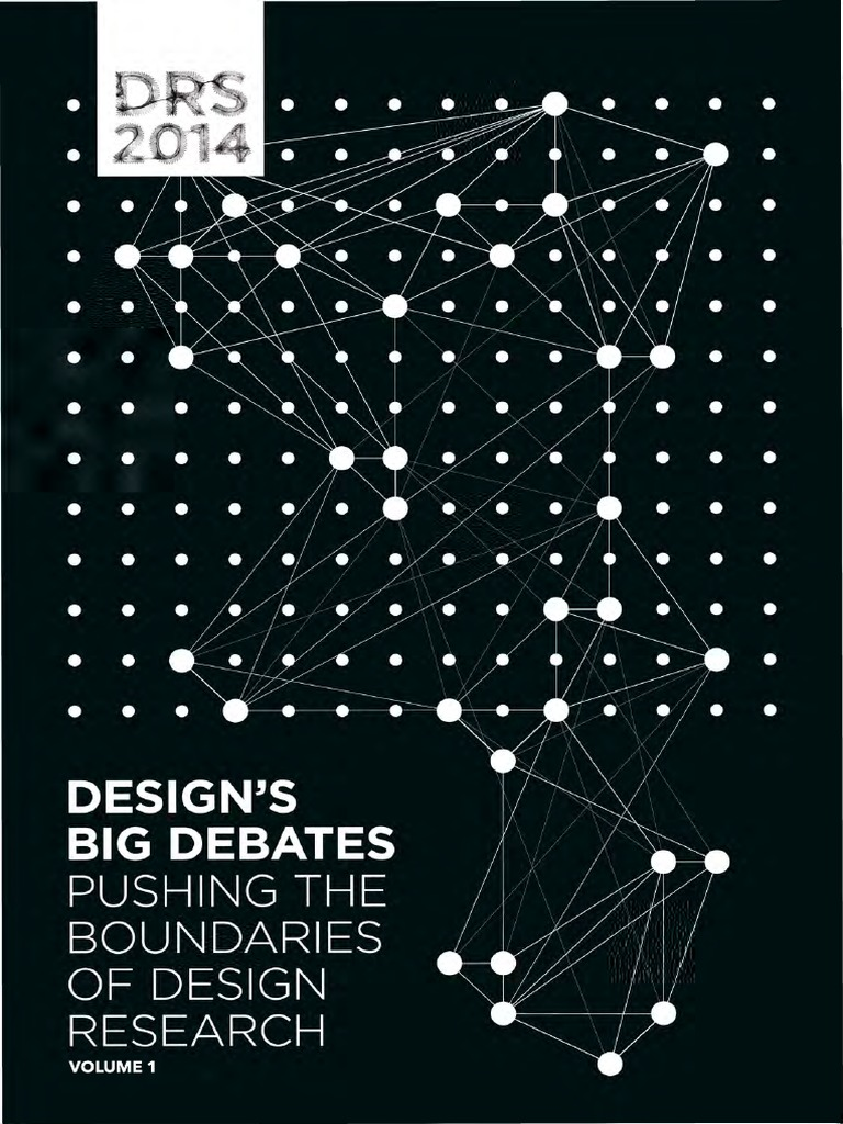 Proceedings Of Drs 2014 Designs Big Debates Volume 1 Design Evolvable Hardware Lab The Book Pages Methods