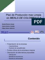Ejemplo implementación de PmL