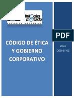 Toe1 Código Ética y Gobierno Corporativo e&m v2 Enero 2016