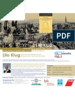Lilo Klug liest in der Heilbronner Lesereihe