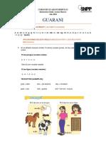 Abecedario en Guarani - Snpp PDF