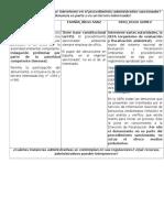 Resumen El Derecho Administrativo Sancionador Ambiental