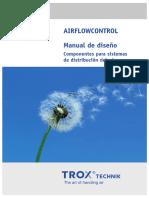 Manual_Airflowcontrol- Diseño Distribucion de Aire Climatizacion