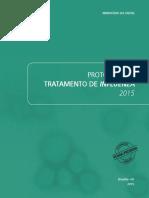 Influenza 2015 Protocolo Atualizado