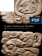 2016 Latin American Studies Catalog