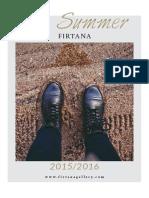 Preview Catalogue Design
