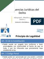 Consecuencias Jurídicas Del DelitoP