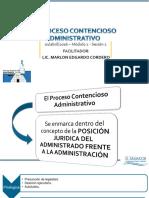 El Proceso Contencioso Administrativo 2016p