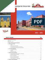 Pmd 2012-2015 Villa Purificacion