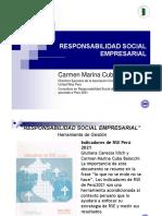 Presentación RSE CMCuba