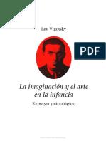 VIGOTSKY,  - La imaginaciony el arte en la infancia (1).pdf