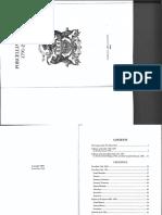 Porcellian Club manual, 2000