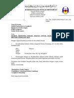 Surat Sewa Pokok (Majlis)