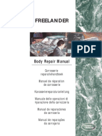 Freelander 1 MY98 - Body Repair Manual
