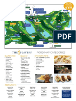 2016 Players Food Map
