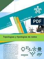 Diapositivas Tipologias y Topologias Yaqueline