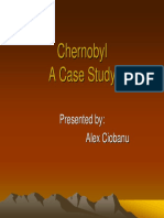Chernobyl Cio Banu