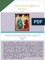 Composición Del Evangelio de Marcos