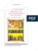 Hispano-mozárabes Liturgia y Espiritualidad. Por Francisco Javier Simonet.