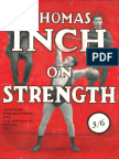 Inch on Strength by Thomas Inch