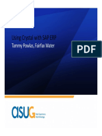 Embedded Crystal Reports Inside ERP
