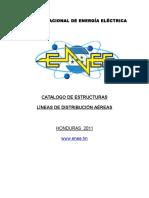 Catalogo de Estructuras
