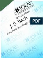 Bach Com Pedaleira