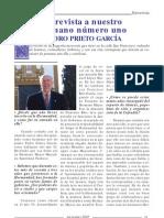 Entrevista a Pedro Prieto