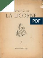Entregas de La Licorne 7