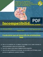 Incompatibilidad Rh