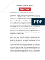 Company Profile Kurlon