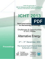 ICHT2013 - Proceedings