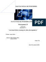 reporte de laboratorio de FQ N°1