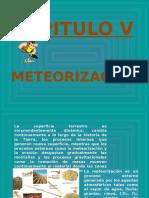 Capitulo v Meteorización y Rocas Sedimentarias