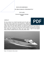 System Based Ship Design, Kai Levander