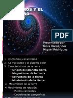 cosmos y universo