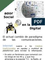 Informatica- Rol del Comunicador