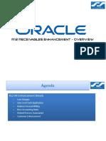 1 R12 AR Receivables Enhancement Overview