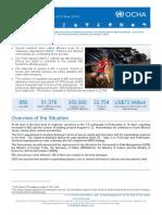 ONU eleva a 660 el número de muertos por terremoto en Ecuador