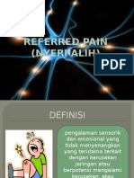 Referred Pain