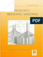 Technology Brewing and Malting