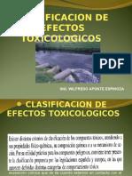 2. Semana 2 Toxicologia Ambiental