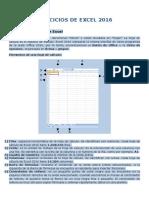 Ejercicios de Excel 2007