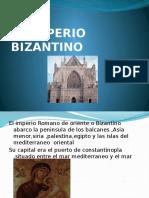 El Imperio Bizantinoq
