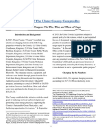 UC Car-charging Report, Responses