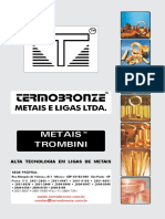 Catalogo Termobronze