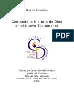 Guia Del Estudiante, Contando La Historia de Dios en El NT, NAZARENO